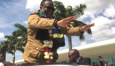 Tanzania: Election race heats up as Tundu Lissu returns