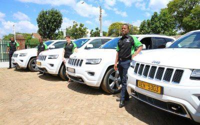 Impala Car Rental Bags two prestigious awards