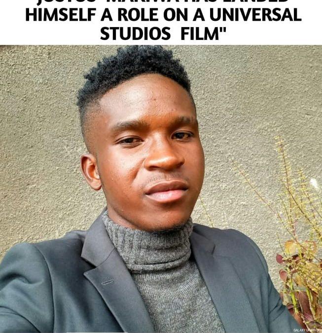 Zim Teenager gets acting role in Big Universal Studios Movie