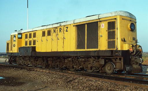 My Zupco train experience